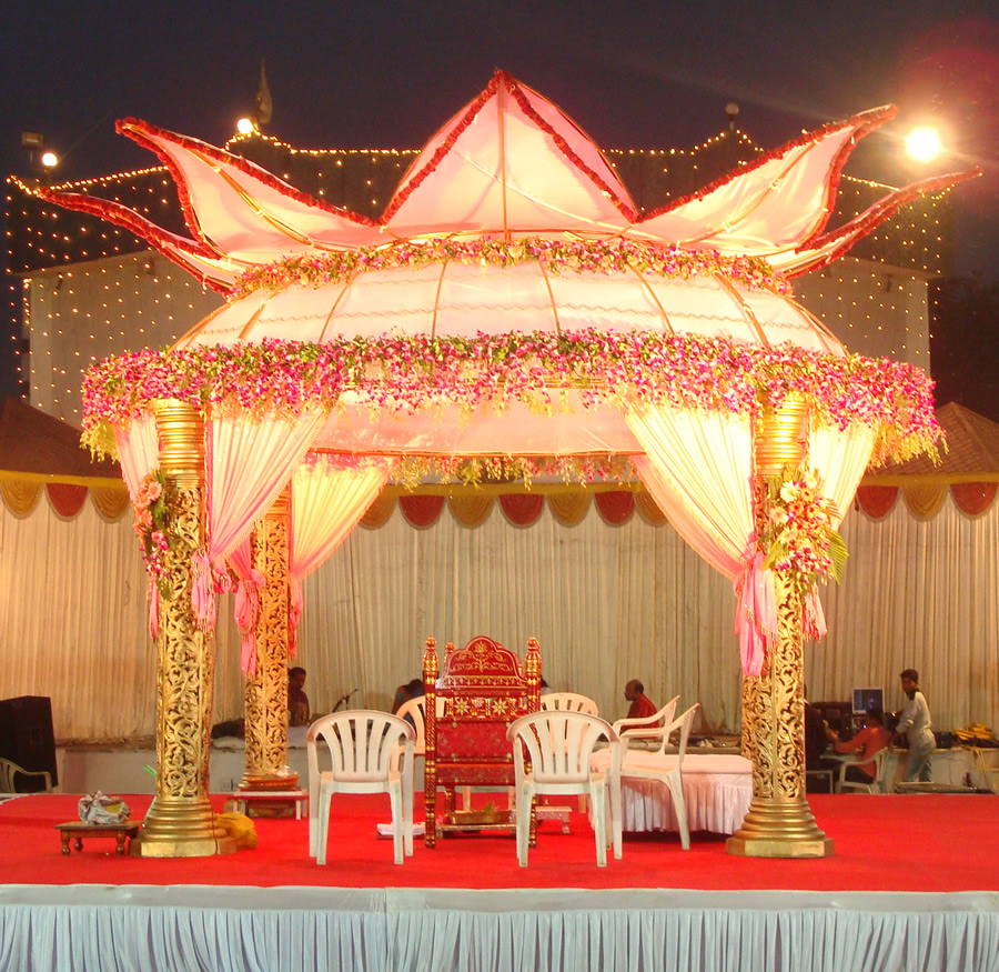 Photo Gallery Of Party Plot With Decoration Maa Party Plot Vadodara